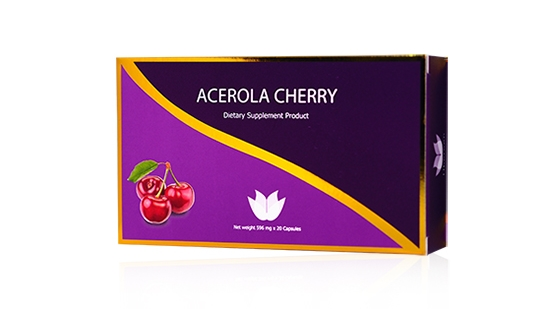 Ubereen Acerola Cherry Gluta Plus
